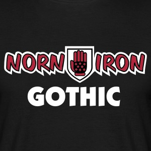 Norn Iron Gothic - Men's T-Shirt