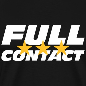 Full Contact Tee shirts - T-shirt Premium Homme