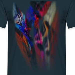abstract pattern T-Shirts - Men's T-Shirt