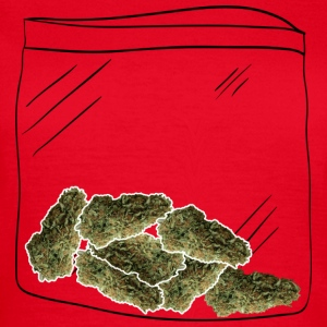 Baggy Weed T-Shirts - Frauen T-Shirt