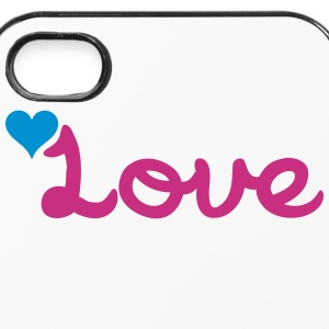 Love Phone & Tablet Cases - iPhone 4/4s Hard Case