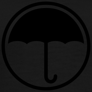 Umbrella Logo T-skjorter - Premium T-skjorte for menn