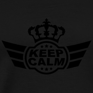 Keep Calm T-shirts - Mannen Premium T-shirt