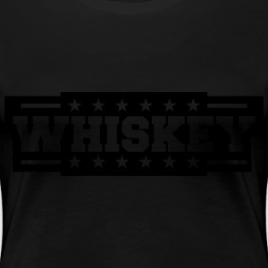 Whiskey T-Shirts - Frauen Premium T-Shirt