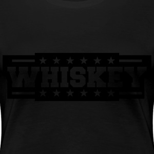Whiskey T-Shirts - Women's Premium T-Shirt