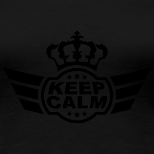 Keep Calm T-Shirts - Women's Premium T-Shirt