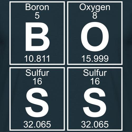 B-O-S-S (boss) - Full