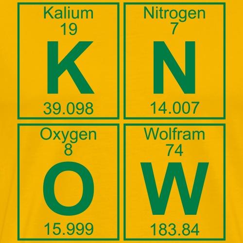 K-N-O-W (know) - Full