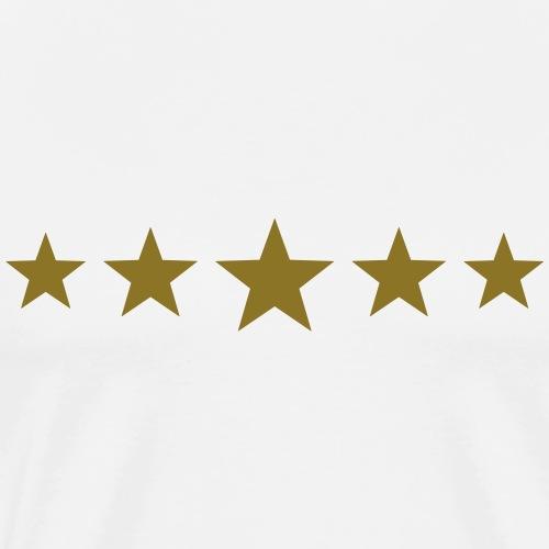 Fünf Gold Sterne, 5 stars, Gewinner, Sieger, Beste