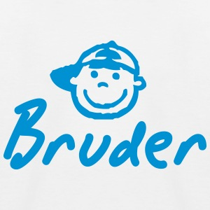Bruder-Shirt! - Kinder Baseball T-Shirt