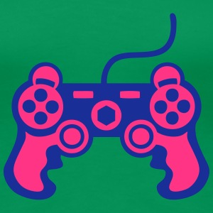 manette jeux video joystick paddle 1006 Tee shirts - T-shirt Premium Femme