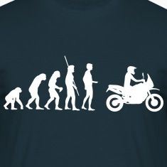 Evolution Enduro Adventure T-Shirts