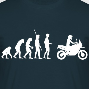 Evolution Enduro Adventure T-shirts - Mannen T-shirt