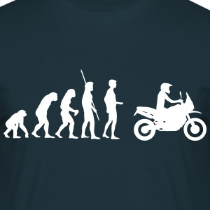 Evolution Enduro Adventure Tee shirts - T-shirt Homme