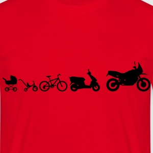 Enduro Adventure Evolution Camisetas - Camiseta hombre