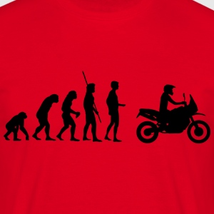 Evolution Enduro Adventure T-shirts - T-shirt herr
