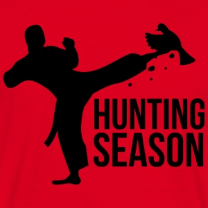 hunting season T-Shirts - Men's T-Shirt