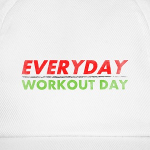Everyday Workout Day | Washed Out Style Cappelli & Berretti - Cappello con visiera