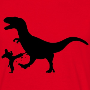 T-rex  T-Shirts - Men's T-Shirt