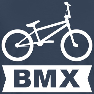 BMX Cross Bike Tee shirts - T-shirt Premium Homme