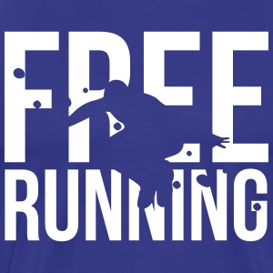 le  free running Tee shirts - T-shirt Premium Homme