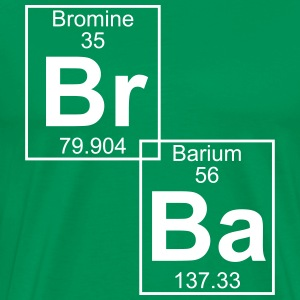 Periodic Ba And Table Br Shirts Spreadshirt