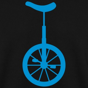 monocycle roue wheel 10062 Sweat-shirts - Sweat-shirt Homme