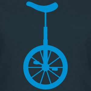 monocycle roue wheel 10062 Tee shirts - T-shirt Femme