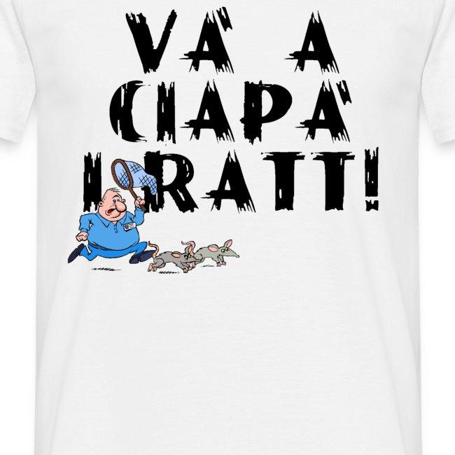 2 Da A Danamp; I Maglietta Uomo DavVà Ratt Ciapà 80mNwPynvO