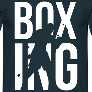 boxe Tee shirts - T-shirt Homme