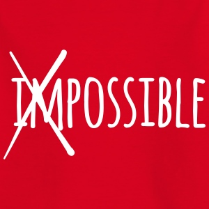 Impossible Possible 1c T-Shirts - Teenager T-Shirt