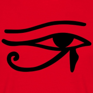 Egyptian Eye of Horus T-Shirts - Men's T-Shirt