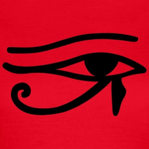 Egyptian Eye of Horus T-Shirts - Women's T-Shirt