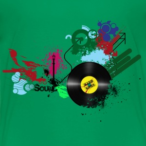 SoundCultur - T-shirt Premium Enfant