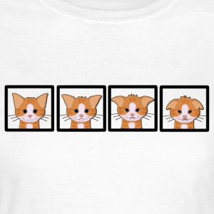 kitten good and bad T-Shirts - Women's T-Shirt