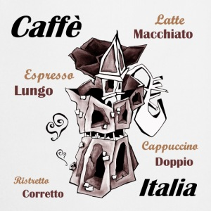 Cook - Italian Coffee Espresso  - Cooking Apron