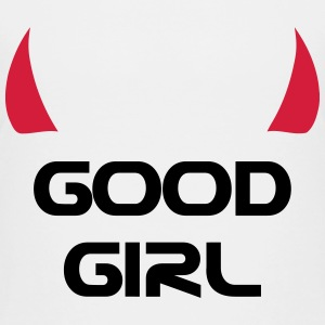 Good Girl Skjorter - Premium T-skjorte for barn