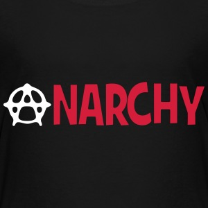 Anarchy ! T-shirts - Børne premium T-shirt