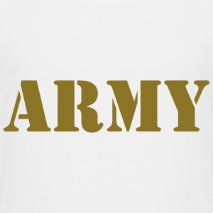 Army T-shirts - Teenager premium T-shirt