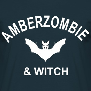 amberzombiewitch T-Shirts - Men's T-Shirt