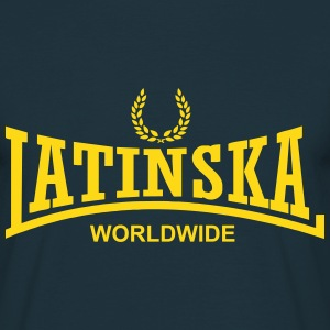 latinska worldwide T-Shirts - Men's T-Shirt