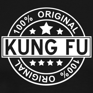 kung fu - T-shirt Premium Homme