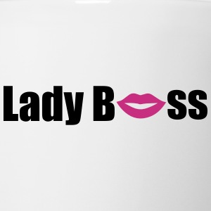 Lady Boss Flaskor & muggar - Mugg