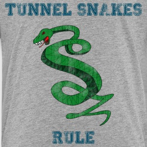 Tunnel Snakes Rule - Kids' Premium T-Shirt