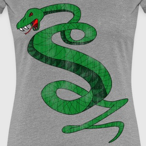 Tunnel Snakes - Women's Premium T-Shirt