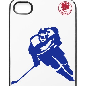 Hockey Mobil- & tablet-covers - iPhone 4/4s Hard Case