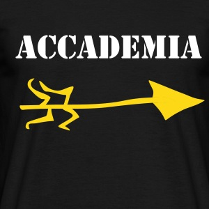 Accademia Bridge - Venice Art - Men's T-Shirt