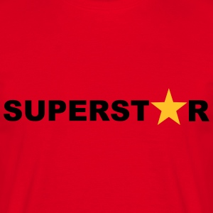 Superstar T-shirts - Mannen T-shirt