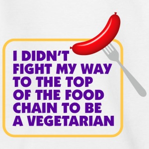 Vegetarian (dd)++2013 Shirts - Kids' T-Shirt
