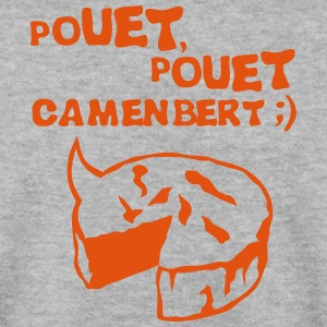 pouet pouet camembert expression fromage Sweat-shirts - Sweat-shirt Homme